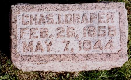DRAPER, CHARLES I. - Cherokee County, Iowa | CHARLES I. DRAPER