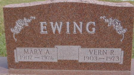 EWING, VERN & MARY - Cherokee County, Iowa | VERN & MARY EWING