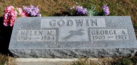GODWIN, GEORGE & HELEN - Cherokee County, Iowa | GEORGE & HELEN GODWIN