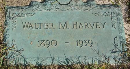 HARVEY, WALTER M. - Cherokee County, Iowa | WALTER M. HARVEY