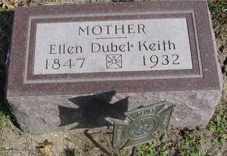 KEITH, ELLEN DUBEL - Cherokee County, Iowa | ELLEN DUBEL KEITH