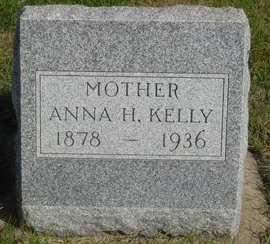 KELLY, ANNA H. - Cherokee County, Iowa | ANNA H. KELLY