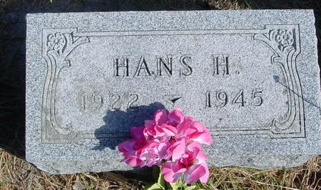 KREUTZ, HANS H. - Cherokee County, Iowa | HANS H. KREUTZ