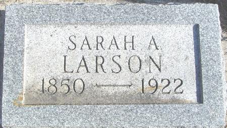 LARSON, SARAH A. - Cherokee County, Iowa | SARAH A. LARSON