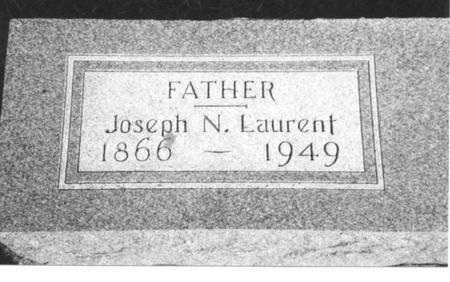 LAURENT, JOSEPH N. - Cherokee County, Iowa | JOSEPH N. LAURENT