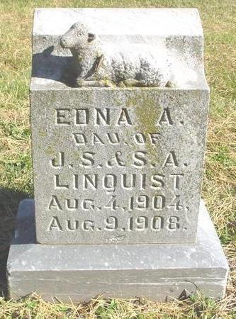 LINQUIST, EDNA A. - Cherokee County, Iowa | EDNA A. LINQUIST