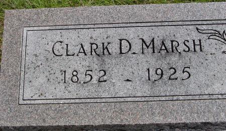 MARSH, CLARK D. - Cherokee County, Iowa | CLARK D. MARSH