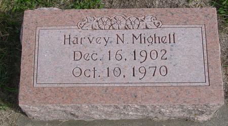 MIGHELL, HARVEY N. - Cherokee County, Iowa   HARVEY N. MIGHELL