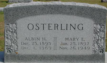 OSTERLING, ALBIN & MARY - Cherokee County, Iowa | ALBIN & MARY OSTERLING