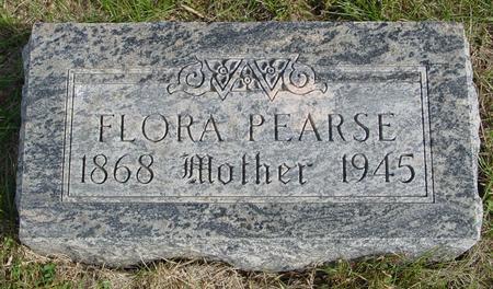 PEARSE, FLORA - Cherokee County, Iowa | FLORA PEARSE