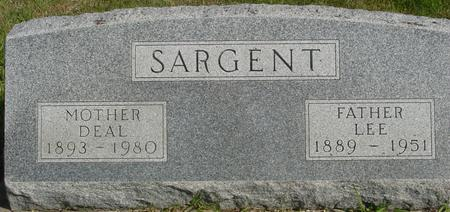 SARGENT, LEE & DEAL - Cherokee County, Iowa | LEE & DEAL SARGENT