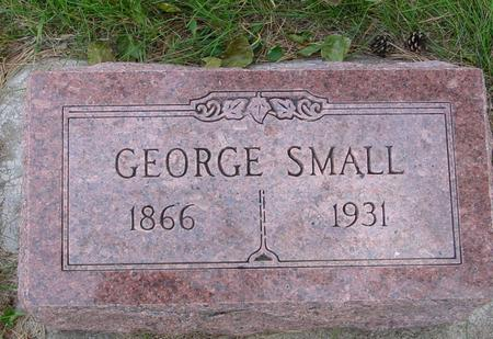 SMALL, GEORGE - Cherokee County, Iowa | GEORGE SMALL