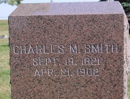 SMITH, CHARLES M. - Cherokee County, Iowa | CHARLES M. SMITH