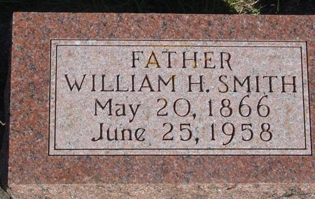 SMITH, WILLIAM H. - Cherokee County, Iowa | WILLIAM H. SMITH