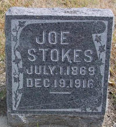 STOKES, JOE - Cherokee County, Iowa | JOE STOKES
