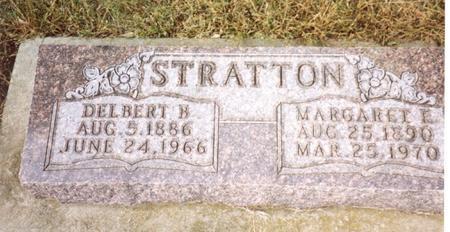 STRATTON, DELBERT & MARGARET - Cherokee County, Iowa | DELBERT & MARGARET STRATTON