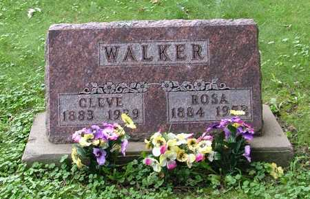 WALKER, GROVER CLEVELAND - Cherokee County, Iowa | GROVER CLEVELAND WALKER