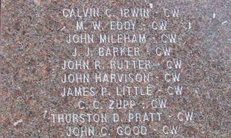 WASHTA, CIVIL WAR VETERANS - Cherokee County, Iowa | CIVIL WAR VETERANS WASHTA