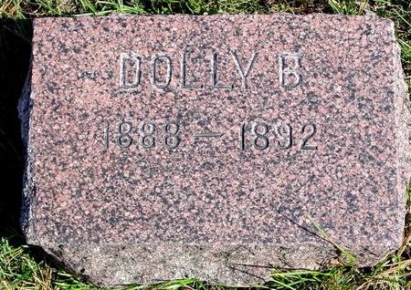 WILLIAMS, DOLLY B. - Cherokee County, Iowa | DOLLY B. WILLIAMS