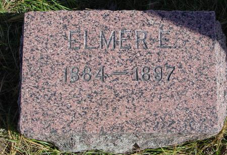 WILLIAMS, ELMER E. - Cherokee County, Iowa | ELMER E. WILLIAMS