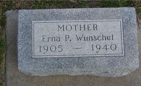 WUNSCHEL, ERNA P. - Cherokee County, Iowa | ERNA P. WUNSCHEL