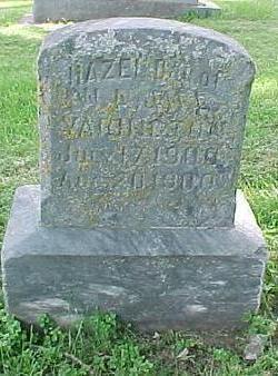 YARINGTON, HAZEL - Cherokee County, Iowa | HAZEL YARINGTON