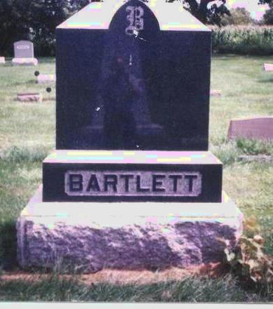 BARTLETT, FRANCIS - Chickasaw County, Iowa | FRANCIS BARTLETT