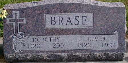 BRASE, ELMER - Chickasaw County, Iowa | ELMER BRASE