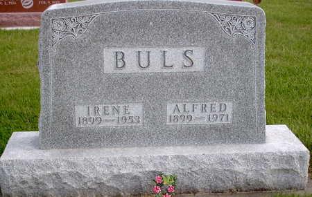 BULS, IRENE - Chickasaw County, Iowa | IRENE BULS