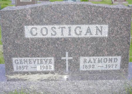 COSTIGAN, RAYMOND - Chickasaw County, Iowa | RAYMOND COSTIGAN