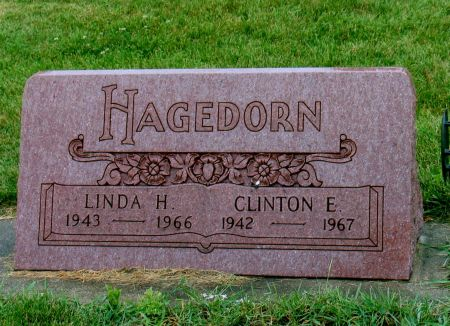 HAGEDORN, CLINTON E. - Chickasaw County, Iowa | CLINTON E. HAGEDORN