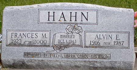 HAHN, ALVIN E - Chickasaw County, Iowa | ALVIN E HAHN