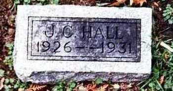 HALL, J. C. - Chickasaw County, Iowa | J. C. HALL