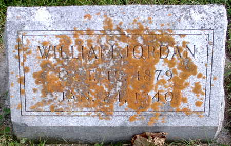 JORDAN, WILLIAM - Chickasaw County, Iowa | WILLIAM JORDAN