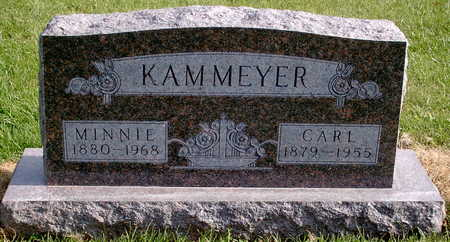 KAMMEYER, MINNIE - Chickasaw County, Iowa | MINNIE KAMMEYER