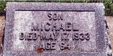 KEEGAN, MICHAEL E. - Chickasaw County, Iowa | MICHAEL E. KEEGAN