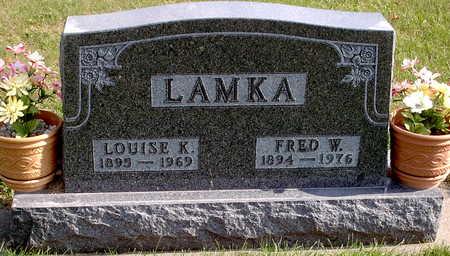 LAMKA, FRED W. - Chickasaw County, Iowa | FRED W. LAMKA