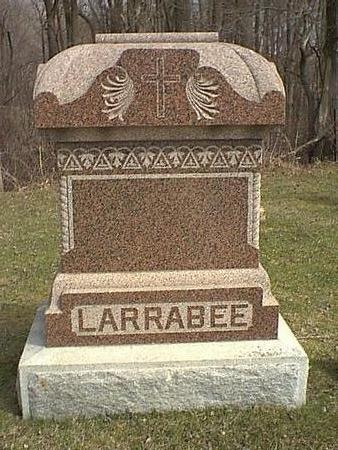 LARRABEE PLOT, FAMILY - Chickasaw County, Iowa | FAMILY LARRABEE PLOT