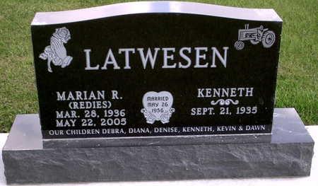 LATWESEN, MARIAN R. - Chickasaw County, Iowa | MARIAN R. LATWESEN