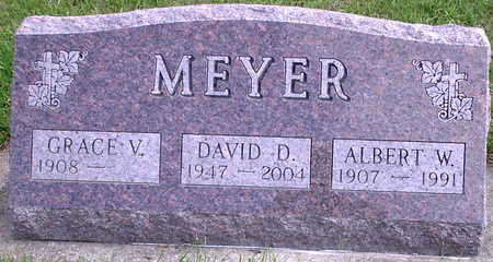MEYER, DAVID D. - Chickasaw County, Iowa | DAVID D. MEYER