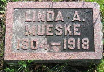 MUESKE, LINDA ALVINE - Chickasaw County, Iowa | LINDA ALVINE MUESKE