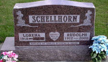 SCHELLHORN, RUDOLPH - Chickasaw County, Iowa | RUDOLPH SCHELLHORN