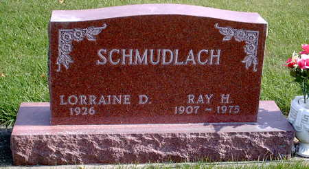 SCHMUDLACH, RAY H. - Chickasaw County, Iowa | RAY H. SCHMUDLACH