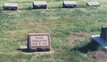 SHEKLETON, EUGENE - Chickasaw County, Iowa | EUGENE SHEKLETON
