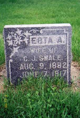 SWALE, ERTA A. - Chickasaw County, Iowa | ERTA A. SWALE