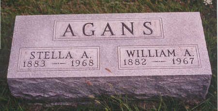 AGANS, WILLIAM - Clarke County, Iowa | WILLIAM AGANS