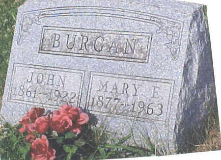 BURGAN, MARY ELIZABETH (LIB) - Clarke County, Iowa | MARY ELIZABETH (LIB) BURGAN