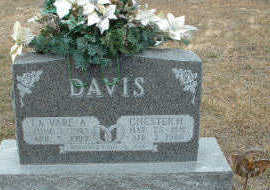 DAVIS, CHESTER - Clarke County, Iowa | CHESTER DAVIS