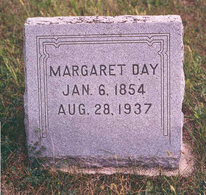 DAY, MARGARET - Clarke County, Iowa | MARGARET DAY