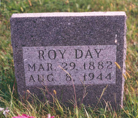 DAY, ROY - Clarke County, Iowa | ROY DAY